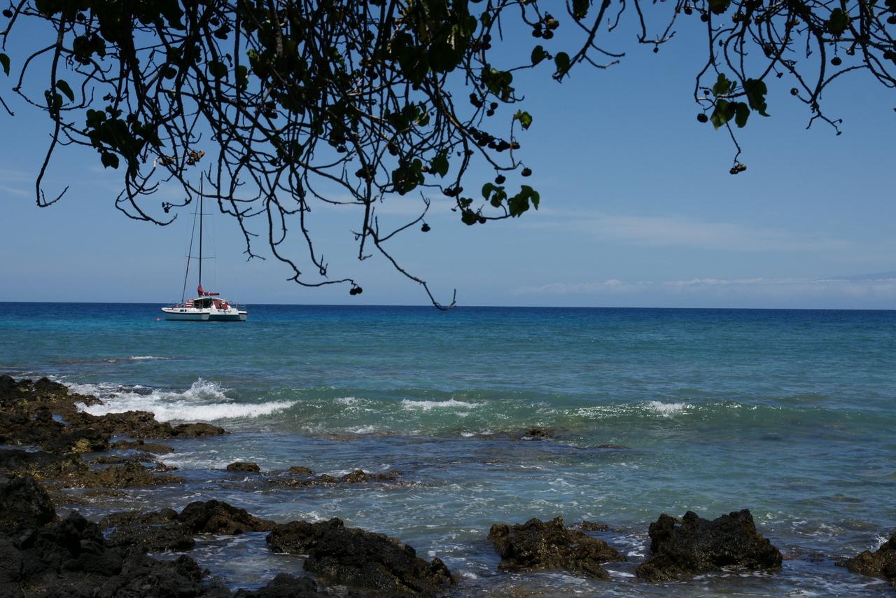 ハワイ島 海