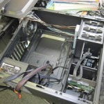 作業用のパソコンを入れ替えました。
